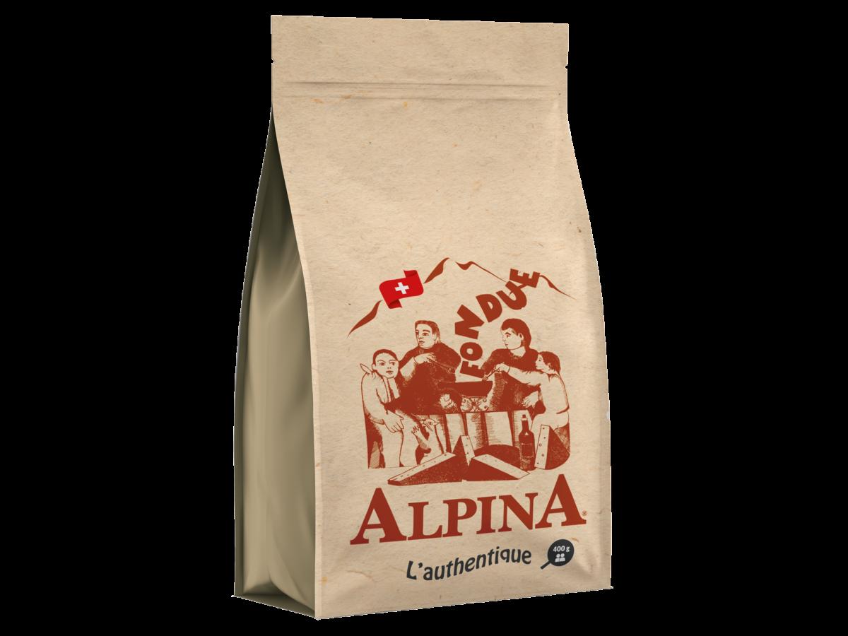 Fondue Alpina l'Authentique
