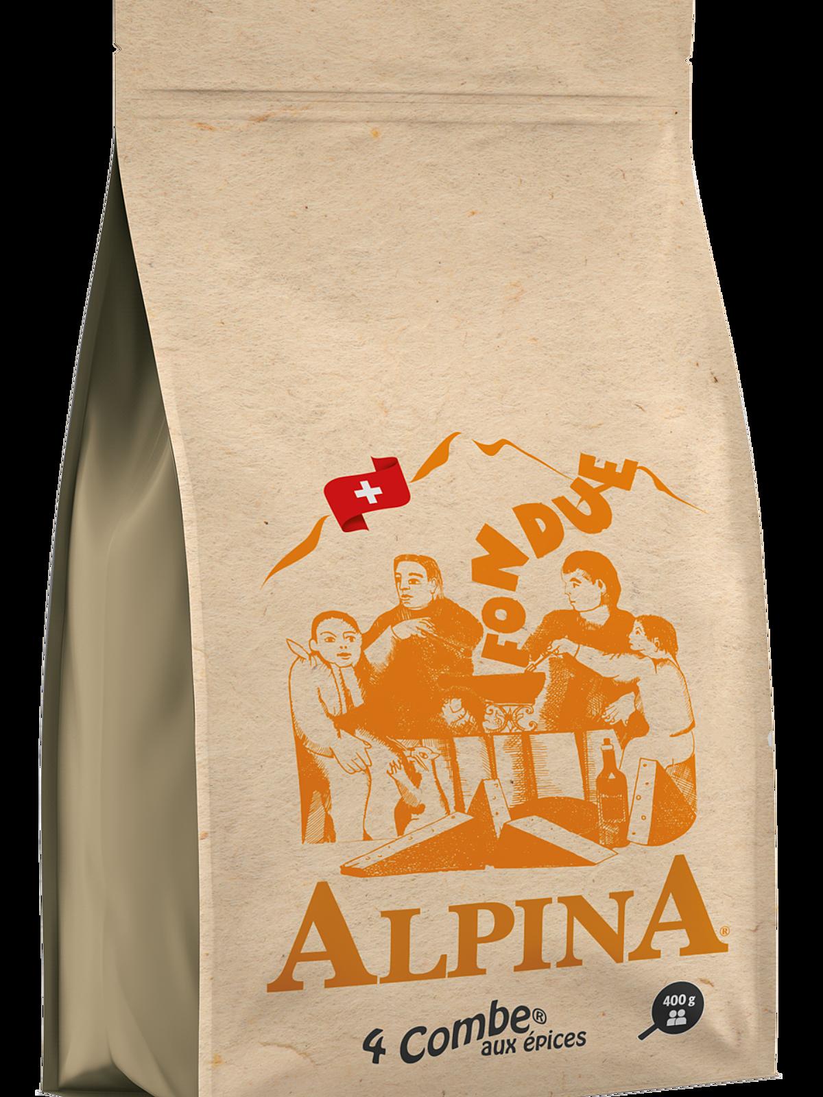Fondue Alpina® 4 Combe