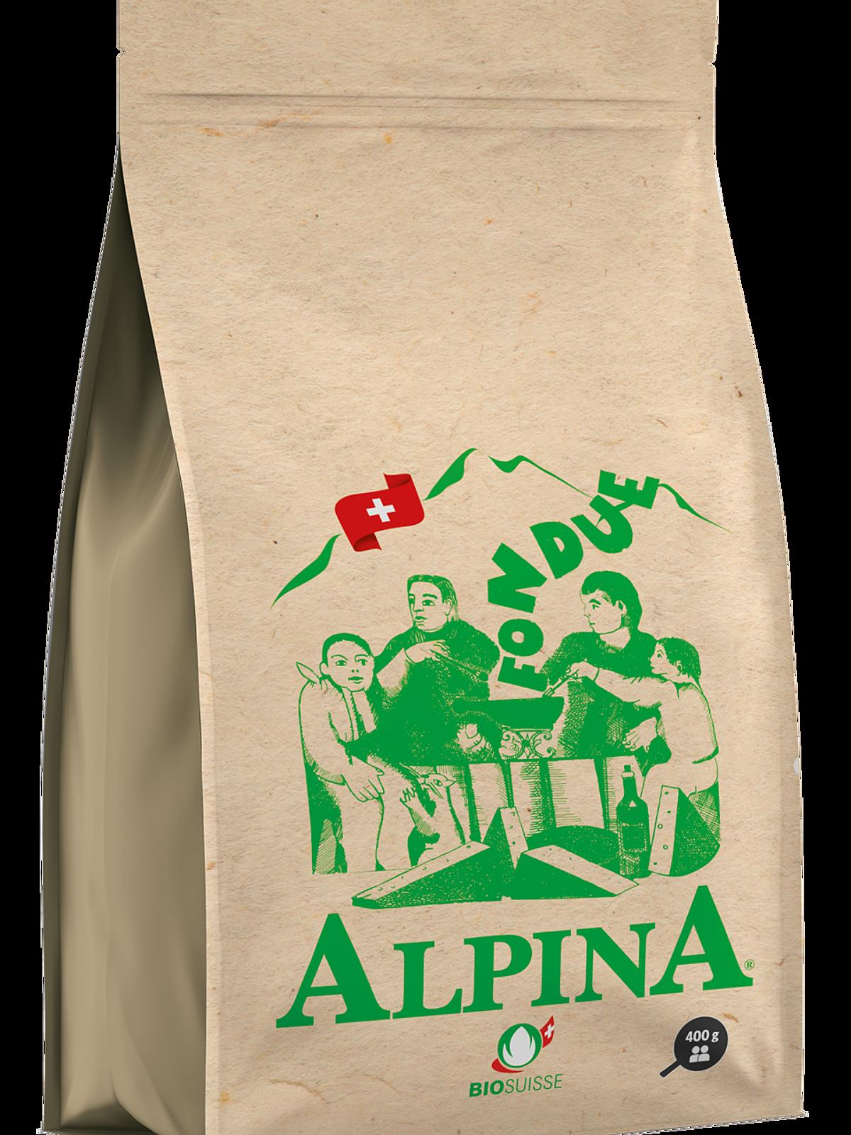 Fondue Alpina® Bio