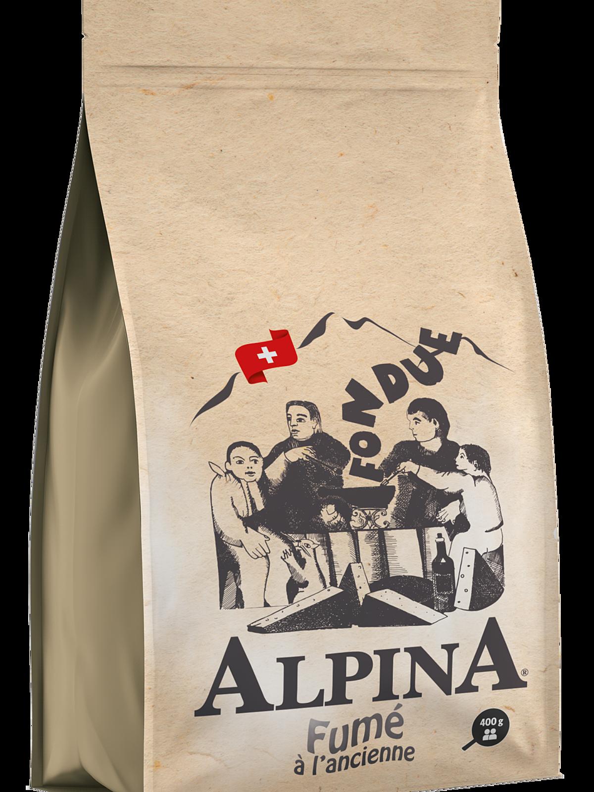Fondue Alpina® Fumé à l'ancienne
