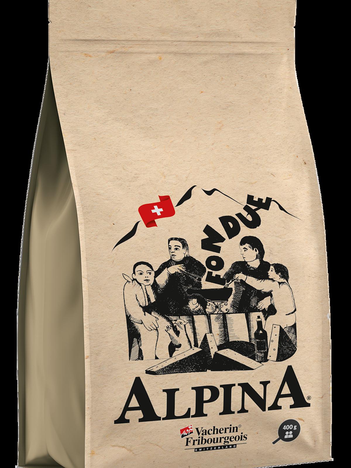 Fondue Alpina® Vacherin